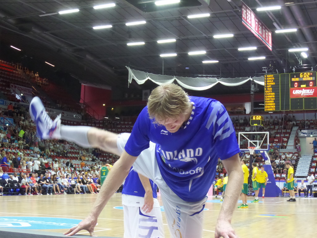 14 päivää kisoihin – Sights and sounds of #Susijengi